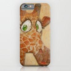 funky giraffe Slim Case iPhone 6