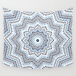 Abstract pattern 21 Wall Tapestry