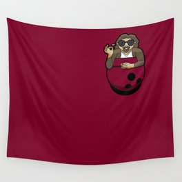 Pocket Dude (03) Wall Tapestry