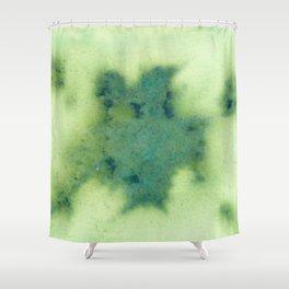 Sage Psyche Shower Curtain