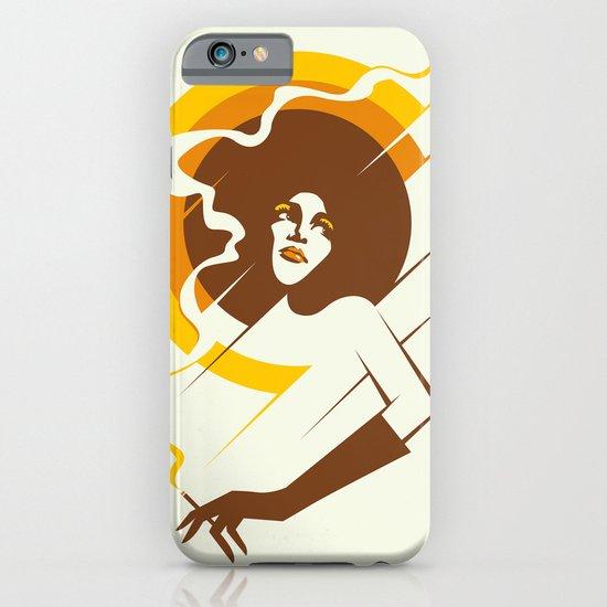 Retropolitan (warm) iPhone & iPod Case