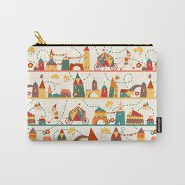 Pinocchio in the city Carry-All Pouch