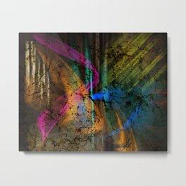 magica coloris Metal Print