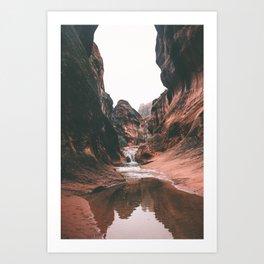 Utah III Art Print