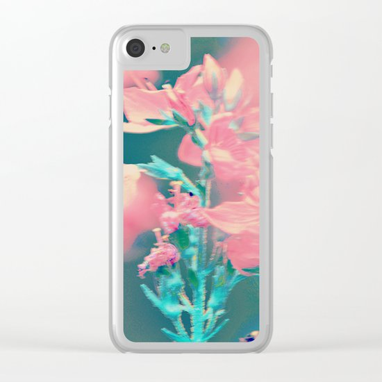 #149 Clear iPhone Case