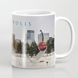Minneapolis Coffee Mug