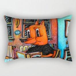 st. pauli Rectangular Pillow