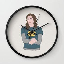 Gilmore Girls: Lorelai Gilmore Wall Clock