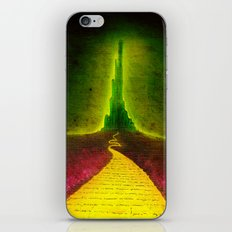 Dark Emerald iPhone & iPod Skin
