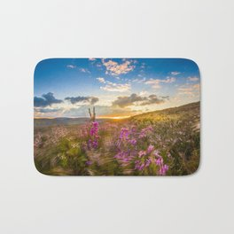 Heather Wicklow Mountains | Ireland Bath Mat