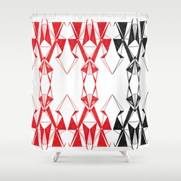 Another Fox Shower Curtain