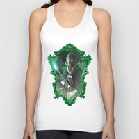 steampunk Tank Tops featuring Steampunk by Legend Factory