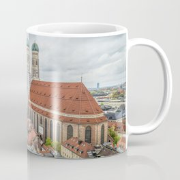 The Cathedral of Munich Coffee Mug