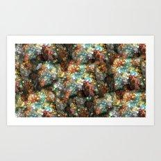 Mineral Magic Art Print