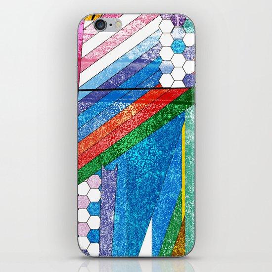 graphic bordello iPhone & iPod Skin