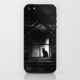 Neighbor's Cat Has A Secret iPhone Skin