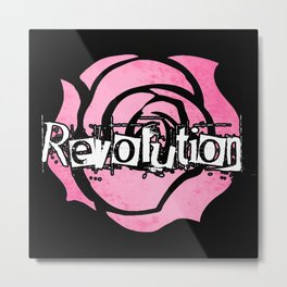Grant me the power to bring the world revolution! Metal Print