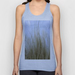 Feather Grass Unisex Tank Top
