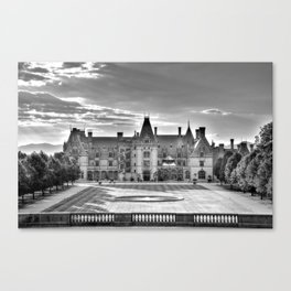 Biltmore Canvas Print