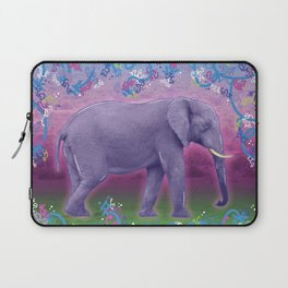 Extraordinary Little (Big) Elephant Laptop Sleeve