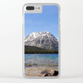 Grandest Clear iPhone Case