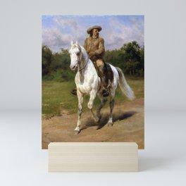 Rosa Bonheur Col. William F. Cody (Buffalo Bill) Mini Art Print
