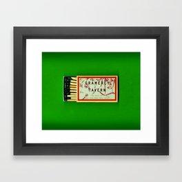 Gramercy NYC Framed Art Print