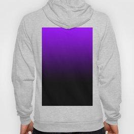 black and purple Hoody