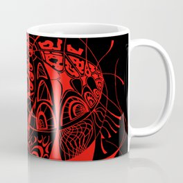 Filanes-45 deep red Coffee Mug