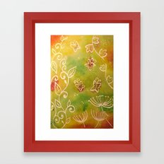 Brighten Up Framed Art Print