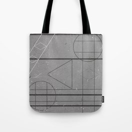 line design #1a Tote Bag