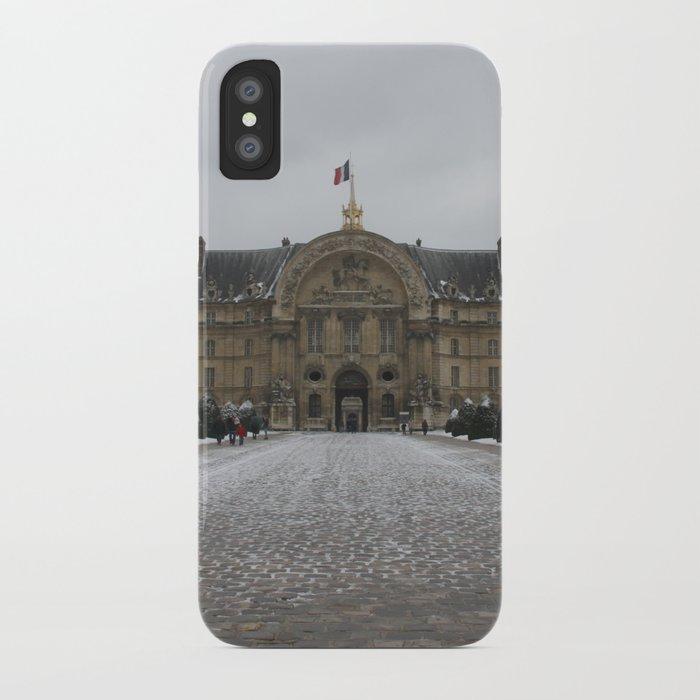 Hotel Des Invalides iPhone Case