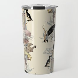 Extinct - Totem Travel Mug