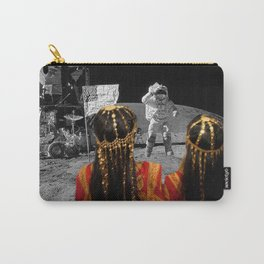 Rgaya and Sabeecha go to the moon Carry-All Pouch