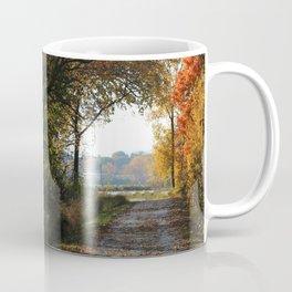 Fall Walk Coffee Mug