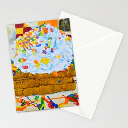Still Life with Fruity Pebbles French Toast Stationery Cards