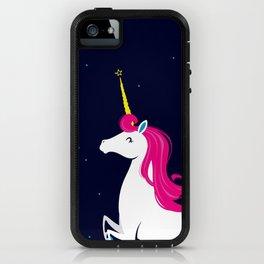 Space unicorn iPhone Case