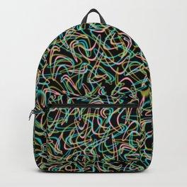 Boomerang Neon Backpack