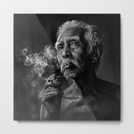 Old man 08 Metal Print