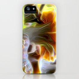 Pop Cornucopioides iPhone Case