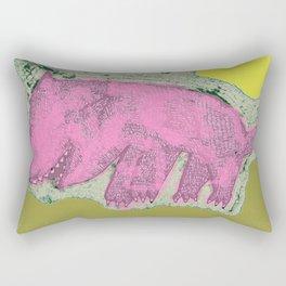 water beast Rectangular Pillow