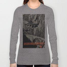 Vintage poster - Switzerland Long Sleeve T-shirt