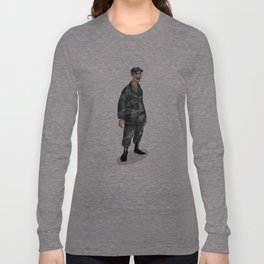 I'm going to Army Long Sleeve T-shirt