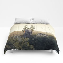 Forest Angel Comforters
