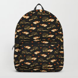 Pizza Rat Backpack