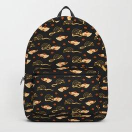 Pizza Rat Backpack