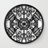 running Wall Clocks featuring Running by GBret