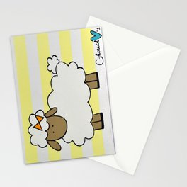Little Sheep II Stationery Cards