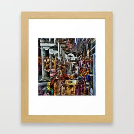 devoted tourist trap delicacies Framed Art Print