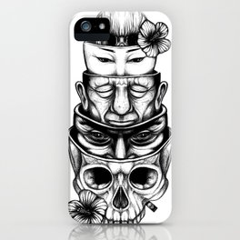 Russian Dolls iPhone Case
